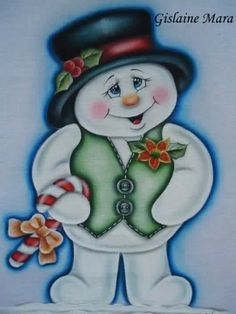 Christmas Drawing, Christmas Paintings, Christmas Snowman, Snowman Faces, Diy Snowman, Snowmen, Snowman Coloring Pages, Christmas Art Projects, Tole Painting Patterns