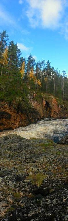 Kiutakongas, Oulanka National Park 2015 erasusi.com