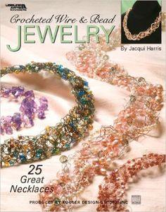 Crochet Wire & Bead Jewelry by Kooler Design Studio 2012 Paperback: Amazon.de: Bücher