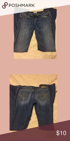 Jeans Aeropostale size 9/10 jeans medium/light was boot cut jeans Aeropostale Jeans Boot Cut