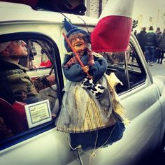 L'epifania tutte le feste porta via #ridieassapori #igersroma #fiat500