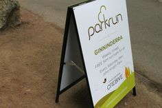 Proudly supporting parkrun Ginninderra