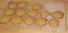 Dandelion Cookies!