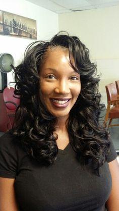 Romance curl treebraids.. #robindidmyhair#jax#fl#stylist#styleseat