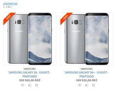 Oficial: Samsung Galaxy S8 já esta à venda em Angola https://angorussia.com/tech/oficial-samsung-galaxy-s8-ja-esta-venda-angola/