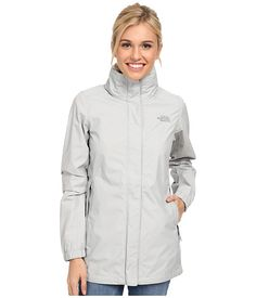The North Face Resolve Parka High Rise Grey - Zappos.com Free Shipping BOTH Ways