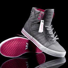 girl supra shoes