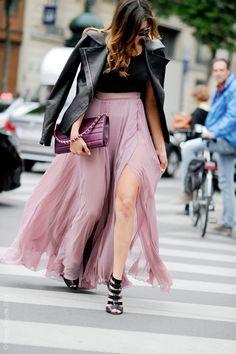 Love to this look! Parisian look coming on the blog soon.. Paris – Nina Dobrev - Wayne Tippetts Photography