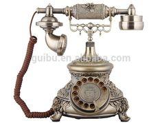 Base fonction cadran rotatif vieux téléphone de Style pour appel boutique gbd - 9022b-en Téléphones avec fil depuis Téléphonie et accessoires sur m.french.alibaba.com.