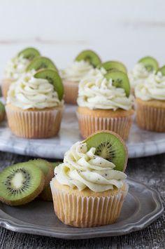 Kiwi Cupcakes Recipe on Yummly. @yummly #recipe