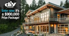 Win The 2015 DIY Network Blog Cabin