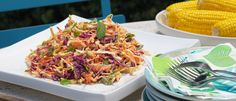 Crunchy Slaw recipe from Food in a Minute