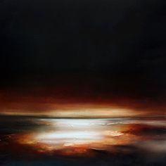 """Saatchi Art Artist Paul Bennett; Painting, """"First Light 2"""" #art"""