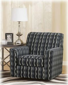 7310344 Swivel Accent chair