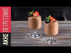 Εύκολη μους σοκολάτας | Άκης Πετρετζίκης