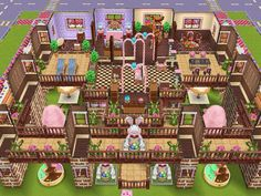 House 94 Candy Kingdom level 2 #sims #simsfreeplay #simshousedesign