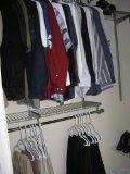 $71.89 Rubbermaid 3-6 foot Classic Closet Kit Closet Organization, Organizing, Wardrobe Rack, Kit, Classic, Home Decor, Derby, Decoration Home, Room Decor