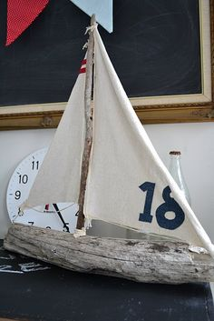 driftwood sailboat do this in florida and leave as a gift for the condo
