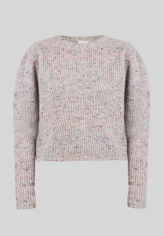 Jumper Ashkan is an extravagant knit jumper with knit details made of a smooth and luxurious wool-cashmere blend.   #lalaberlin #lala #berlin #lalaloves #cosy #cashmere #style #fashion #jumper #autumn #winter #aw16