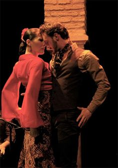 Victor Bravo y Lidia Valle ~ Flamenco Night in Seville - Tour Seville.                                                                                                                                                                                 More