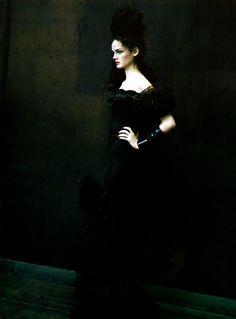 by Paolo Roversi, Vogue Italia