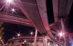 Elevated expressways in Rome