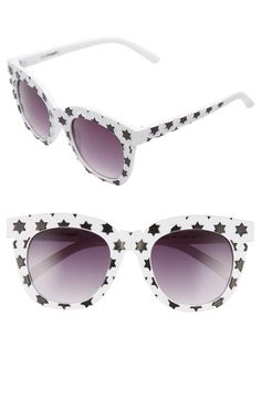 9d06441ca2 A.J. Morgan  Stars  50mm Retro Sunglasses