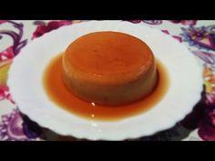 Creme Caramel on Stove Top Mini Flan Recipe, French Creme Caramel Recipe, Best Flan Recipe, Caramel Recipes, How To Make Flan, How To Make Caramel, One Pot Chef, Flan Dessert, Caramel Pudding