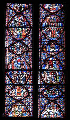 Sainte Chapelle Stained Glass   Sainte Chapelle, Paris - Stained Glass   Flickr - Photo Sharing!