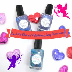 Giveaway!!! http://www.ohthreeohfour.com/2014/02/dont-be-blue-on-valentines-day-giveaway.html