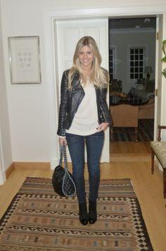 Jeans + jaqueta