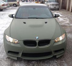 matte green m3