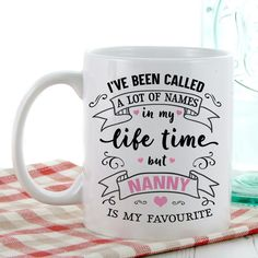 Are you searching for the perfect pregnancy announcement for a special lady in your life? Break the news over a cup of tea with this fabulously personalised mug to create a thoughtful way of revealing the big news...
