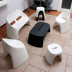 Amelie Duetto Bench