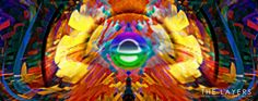 The Layers – The Visionary Art of Ean K Pegram
