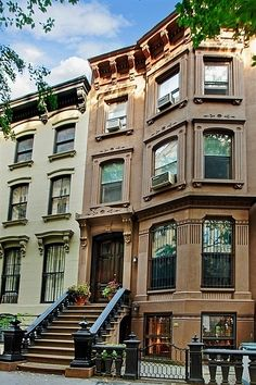 South Elliott Place Brooklyn brownstone | Flickr - Photo Sharing!