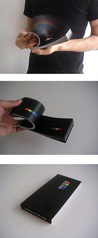 Rainbow In Your Hand Flip Book by Masashi Kawamura Under The Rainbow, Love Rainbow, Thing 1, Utrecht, Magazine Design, Make You Smile, Book Design, You Nailed It, Fascinator