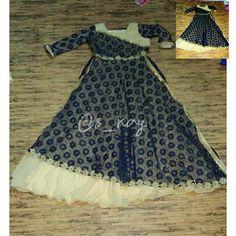 Dress Neck Designs, Designs For Dresses, Pakistani Bridal Dresses, Indian Dresses, Flower Embroidery, Embroidery Designs, Modesty Fashion, Fashion Outfits, Dresses Kids Girl