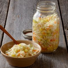 Pickled Coleslaw - FineCooking