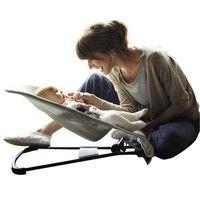 Kup si Baby Bouncer Breathable Infant Lounger Balance Soft Baby Rocker za Wish - Nakupování je zábava