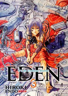 Eden: It's an Endless World manga