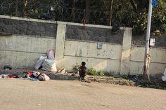 The Street Dwellers of Mumbai..