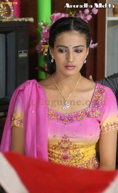 Telugu Girls | Anuradha Mehta New Telugu Girl Photos
