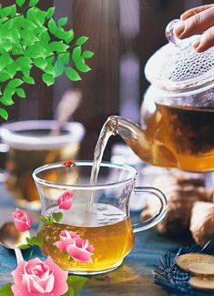 The perfect Tea TeaCup Rose Animated GIF for your conversation. Discover and Share the best GIFs on Tenor. Good Morning Coffee, Good Morning Good Night, Good Morning Images, Gd Morning, Tea Gif, Flowers Gif, Coffee Images, Coffee Cards, Beautiful Gif
