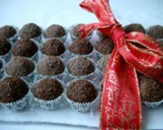 Dark chocolate truffles recipe - Chocolate