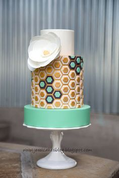 """Jessicakes: It's here...my second class, """"Simply Modern Cake Design"""""""