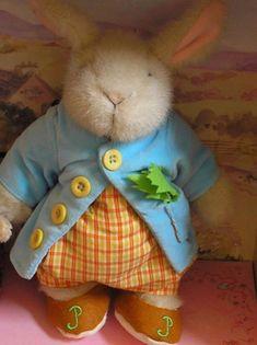*2003 Hoppy vanderHare as Peter Rabbit