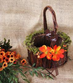 flower girl basket