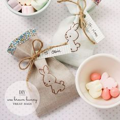 Personalised easter egg bag add a personal touch to easter this personalised easter egg bag add a personal touch to easter this year with these very cute bespoke treat bags perfect for gifts and egg hunts negle Image collections