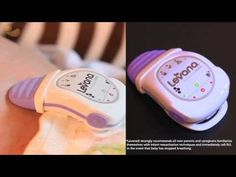 Levana OMA+ Baby Movement Monitor with Vibration - YouTube